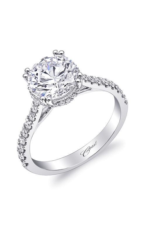 Coast Diamond Charisma  Engagement ring LC5466A product image