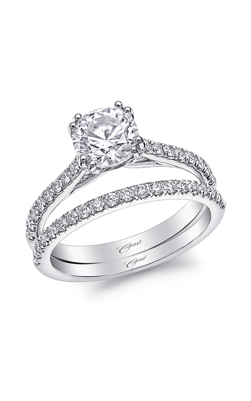 Coast Diamond Charisma  Engagement ring LC5462 product image