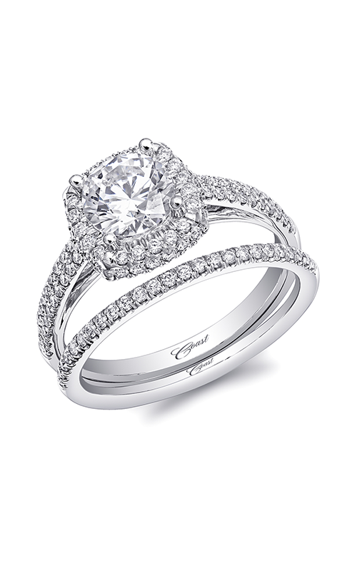 Coast Diamond Charisma  Engagement ring LC5456 product image