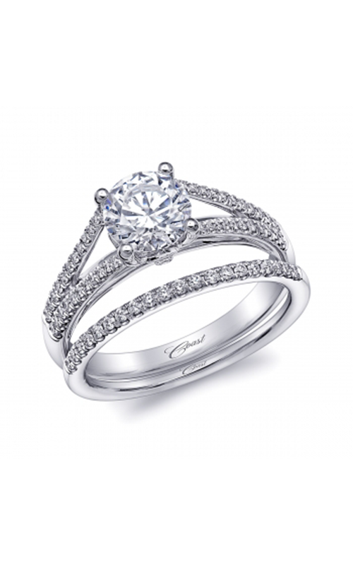 Coast Diamond Charisma  Engagement ring LC6003 product image