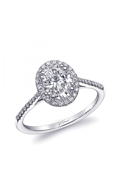 Coast Diamond Charisma  Engagement ring LC5410-OV product image