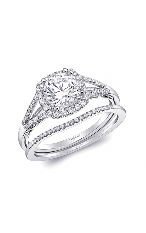 Coast Diamond Wedding band WC5392 product image