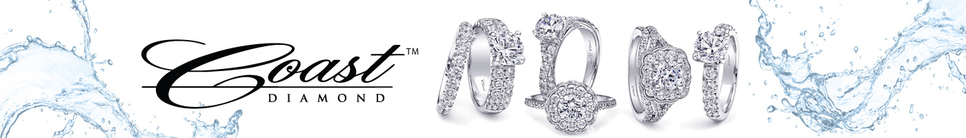 Coast Diamond Wedding Bands