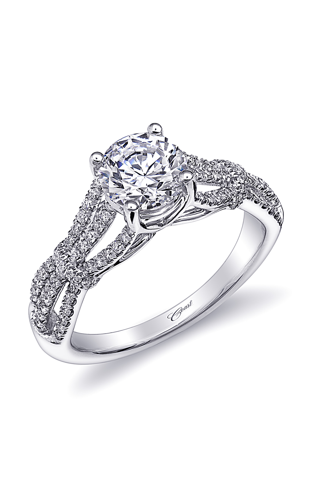 Coast Diamond Charisma engagement ring LC6014 product image