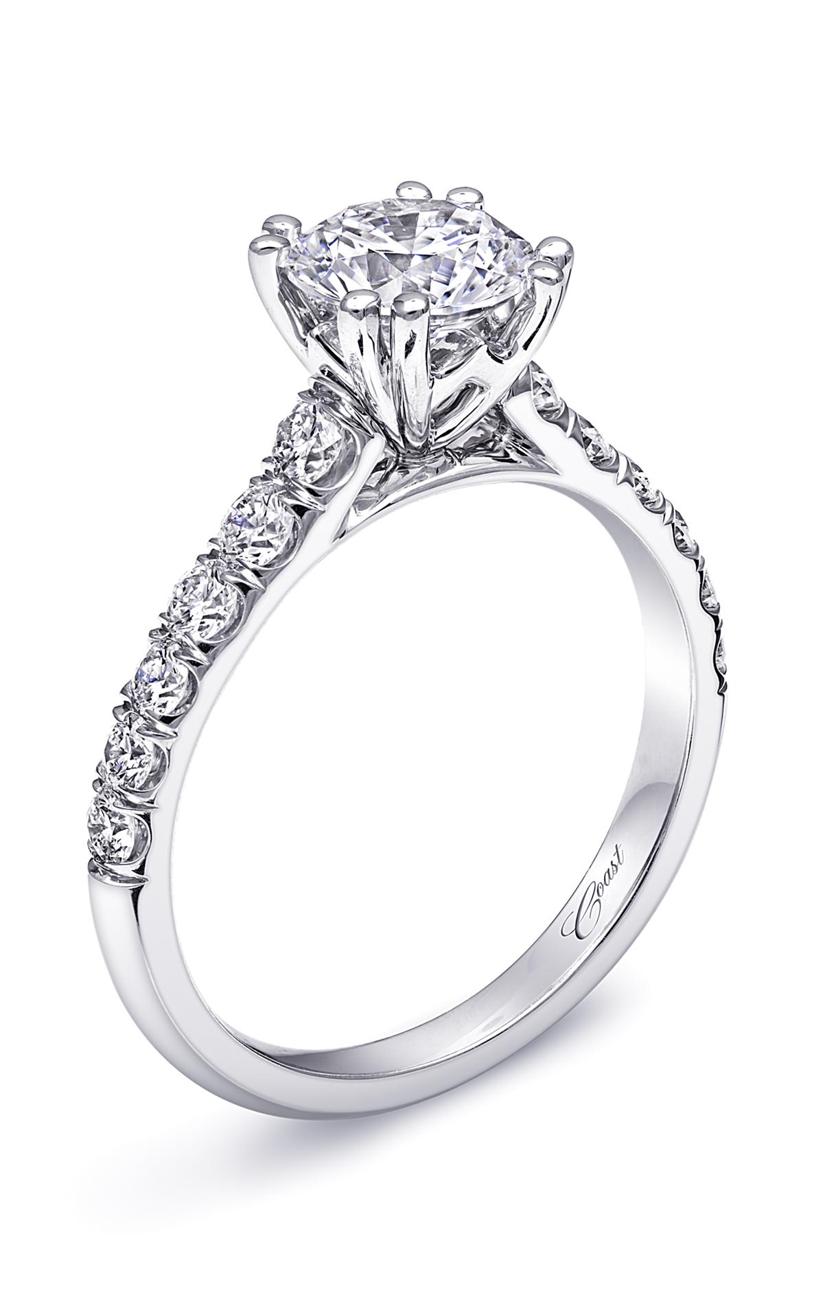 Coast Diamond Charisma engagement ring LS10136 product image