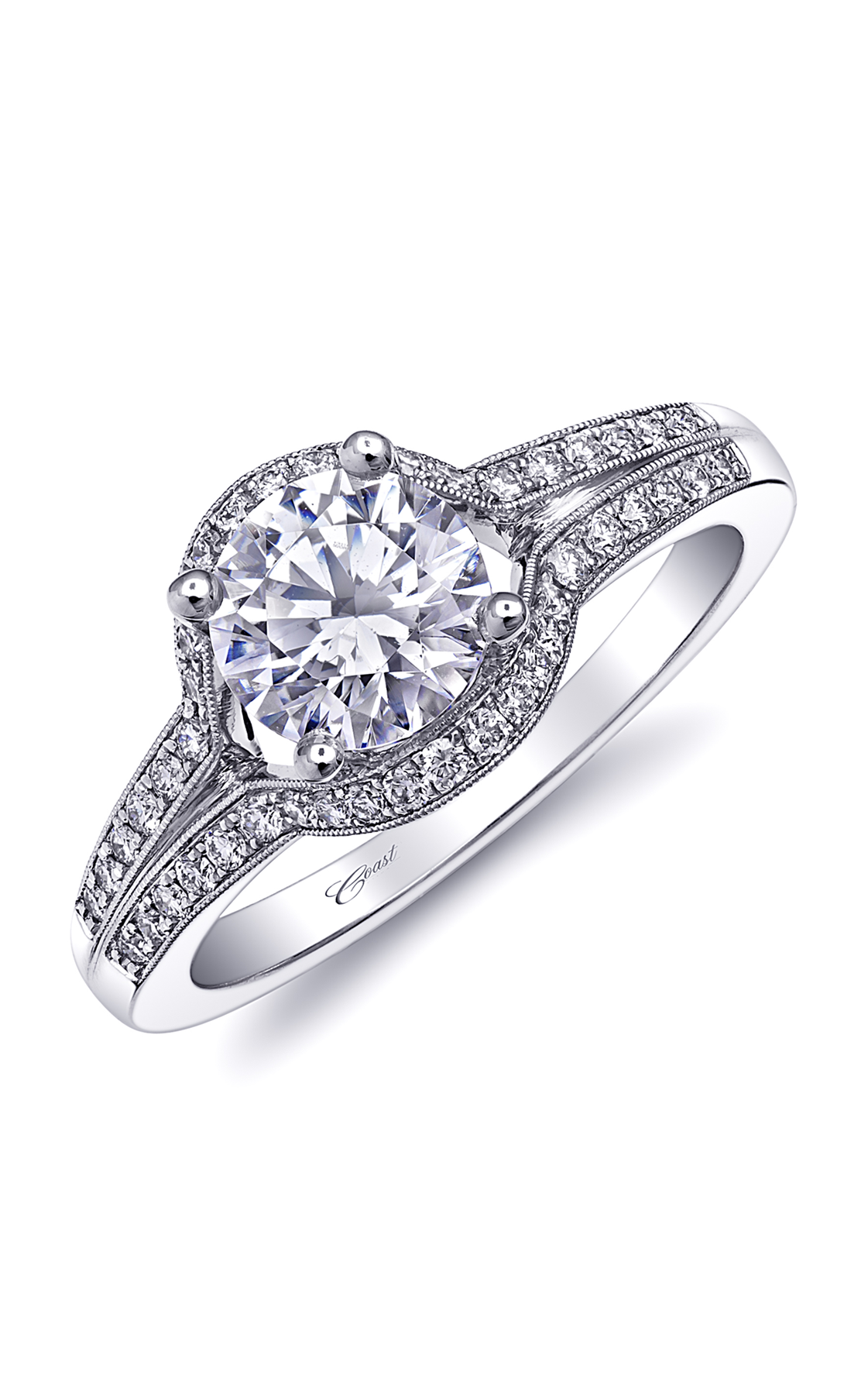 Coast Diamond Romance  engagement ring LC10266 product image