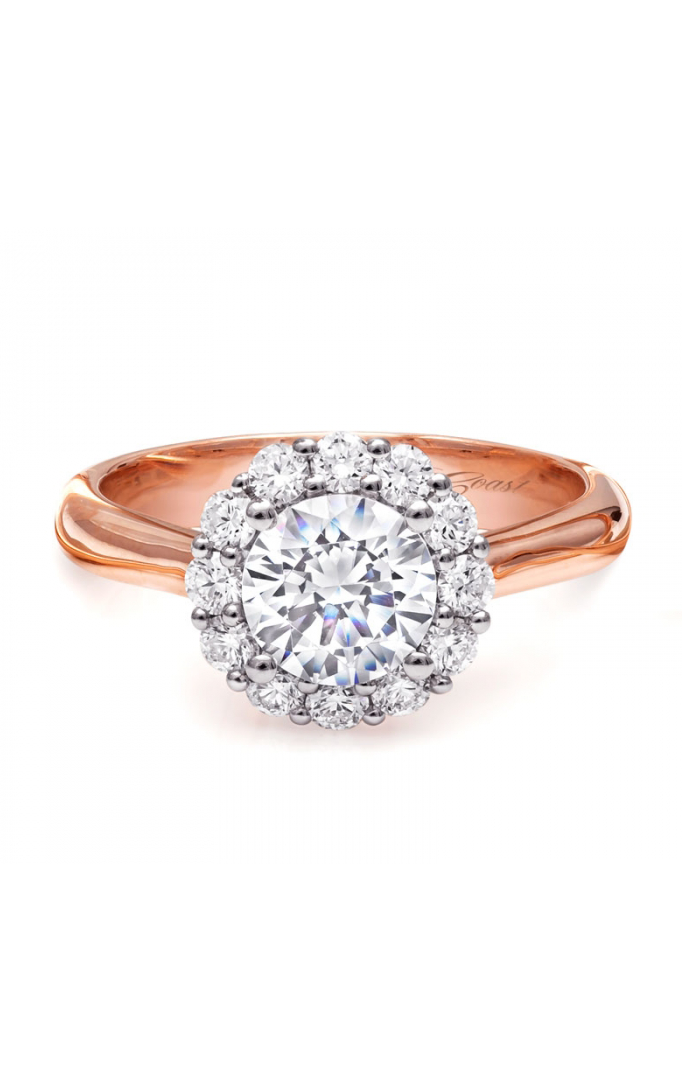 Coast Diamond Romance engagement ring LC5205-100RG product image