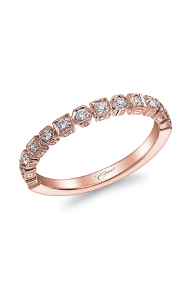 Coast Diamond Wedding Bands WC10155H RG product image