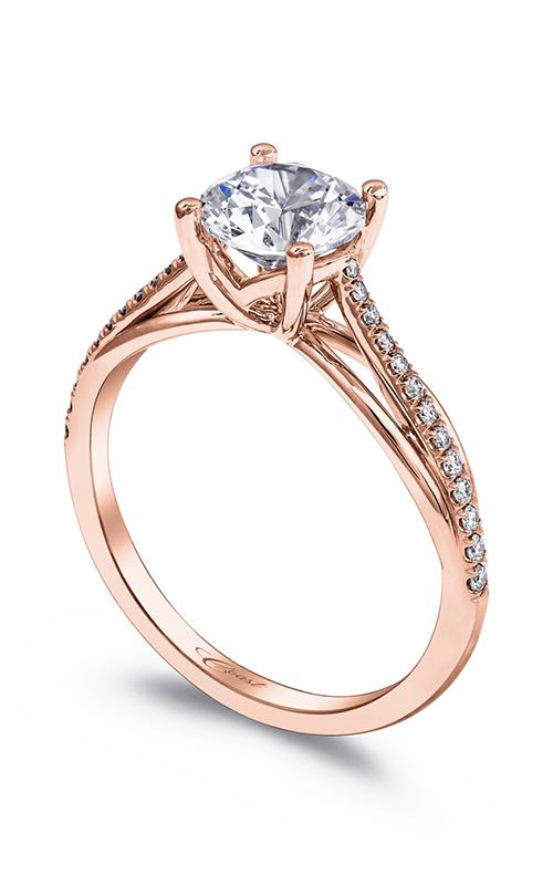 Coast Diamond Rose Gold Engagement Ring Lc5395rg Here At Chicago S Diamonds On Wabash