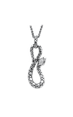 Colore SG Serpentine Collection Necklace LVP538-DIA product image