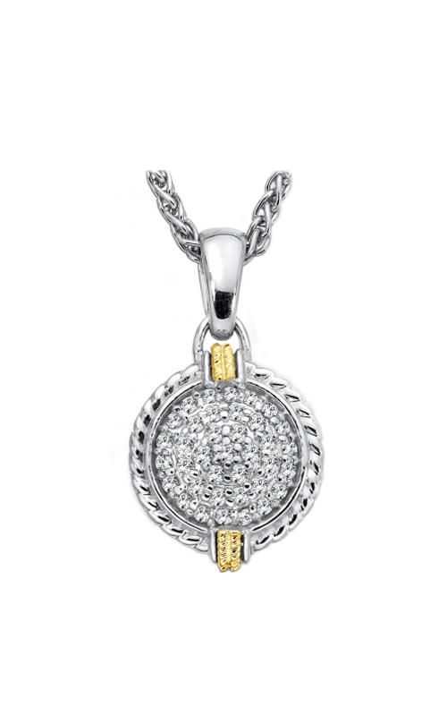 Colore SG Diamond Collection Necklace LZP275-DI product image