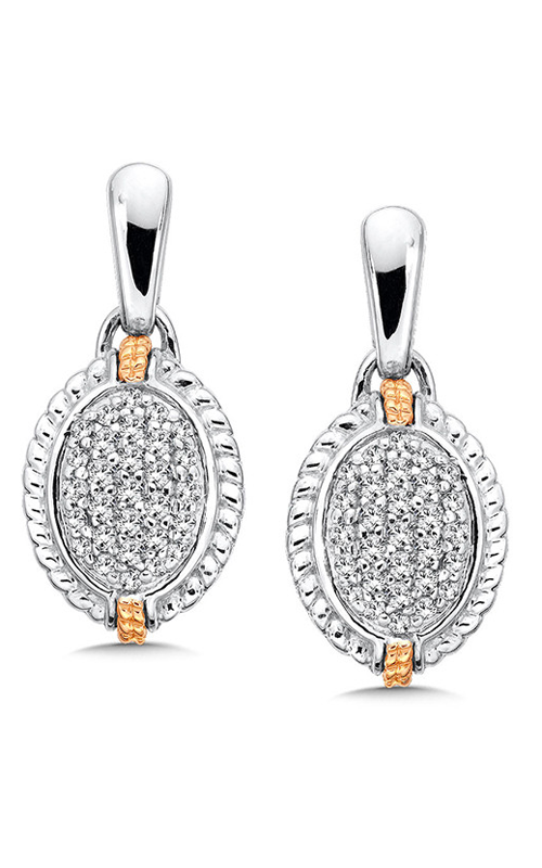 Colore SG Diamond Collection Earring LZE274-DI product image
