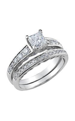 Maple Leaf Diamonds Wedding Sets R3472WG-130-18 product image
