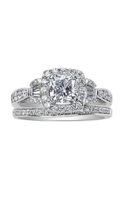 Maple Leaf Diamonds Wedding Sets R3584WG-150-18 product image