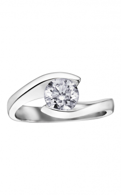 Maple Leaf Diamonds Engagement Rings R1808WG-100-18 product image