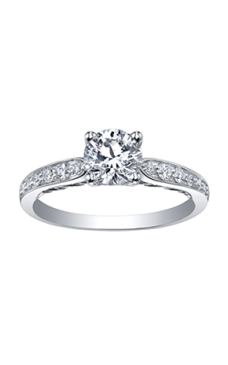 Maple Leaf Diamonds Engagement Rings R3569WG-110-18 product image