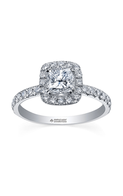 Maple Leaf Diamonds Engagement Rings R3581WG/100-18 product image