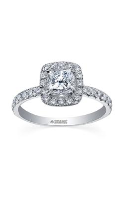Maple Leaf Diamonds Engagement Rings R3581WG-100-18 product image