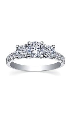 Maple Leaf Diamonds Engagement Rings R3635WG-100-18 product image