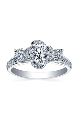 Maple Leaf Diamonds Engagement Rings R3714WG/100-18 product image