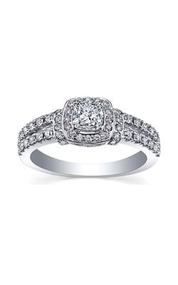 Maple Leaf Diamonds Engagement Rings R3863WG-95-18 product image