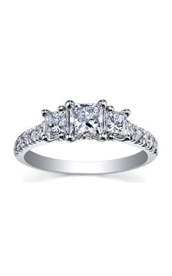 Maple Leaf Diamonds Engagement Rings R3636WG-75-18 product image