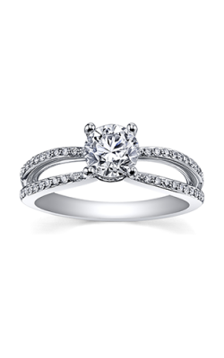 Maple Leaf Diamonds Engagement Rings R3867WG-55-18 product image