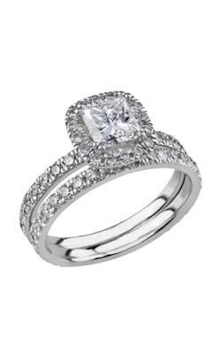 Maple Leaf Diamonds Wedding Sets R3401WG/85-18 product image