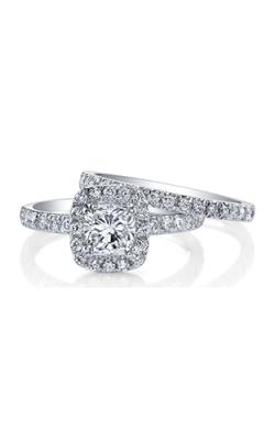 Maple Leaf Diamonds Wedding Sets R3581WG-75-18 product image
