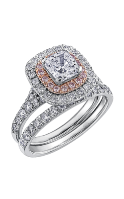 Maple Leaf Diamonds Wedding Sets R3618WR-90-18 product image