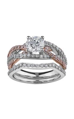 Maple Leaf Diamonds Wedding Sets R3718WR/90-18 product image