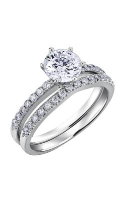 Maple Leaf Diamonds Wedding Sets R3719WG-87-18 product image