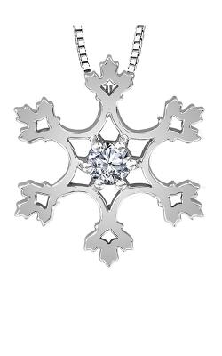 Maple Leaf Diamonds Necklaces ML469 product image