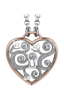 Maple Leaf Diamonds Necklaces ML414 product image