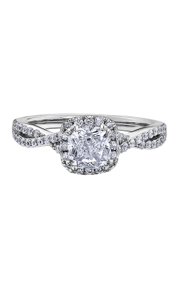 Maple Leaf Diamonds Engagement Rings ML395W100 product image