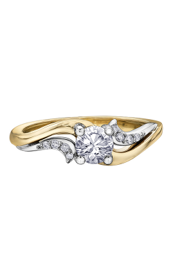 Maple Leaf Diamonds Engagement Rings ML418YW55 product image