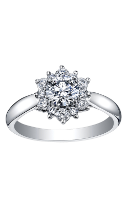 Maple Leaf Diamonds Engagement Rings ML462W110 product image