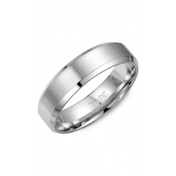 CrownRing Classic and Carved Wedding band WB-7007 product image