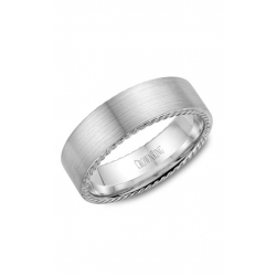 CrownRing Rope Wedding band WB-009R7W product image