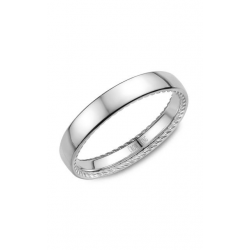 CrownRing Rope Wedding Band WB-012R35W product image