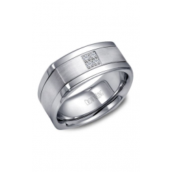 CrownRing Diamond Wedding Band WB-9671 product image