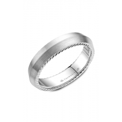 CrownRing Rope Wedding band WB-056R5W product image