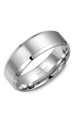 CrownRing Classic And Carved Wedding Band WB-7146 product image
