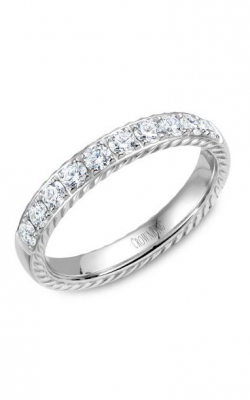 CrownRing Rope Wedding Band WB-015RD35W product image