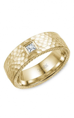 CrownRing Rope Wedding band WB-021RD8Y product image