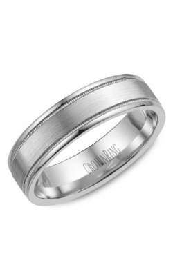 CrownRing Classic Wedding band WB-6901SP product image