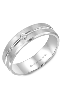 CrownRing Wedding band Diamond WB-9125 product image