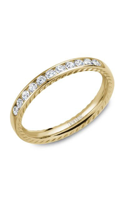 CrownRing Rope Wedding Band WB-018RD3Y product image