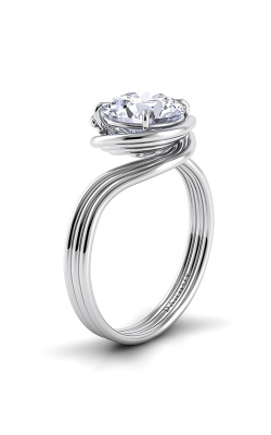 Danhov Abbraccio Engagement Ring AE141 product image