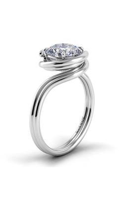 Danhov Abbraccio Engagement Ring AE140 product image